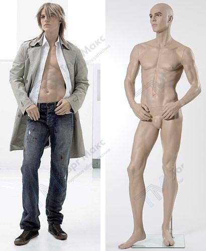 Телесные мужские манекены