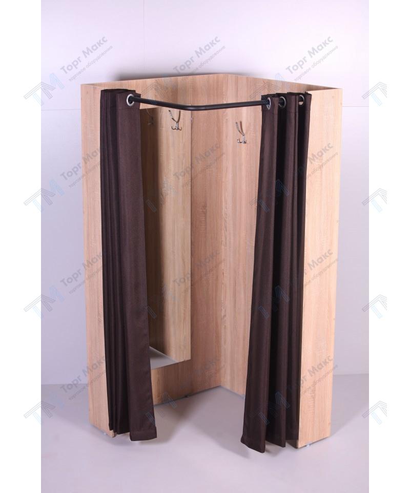 Примерочные, кабинки для примерки и шторы к ним